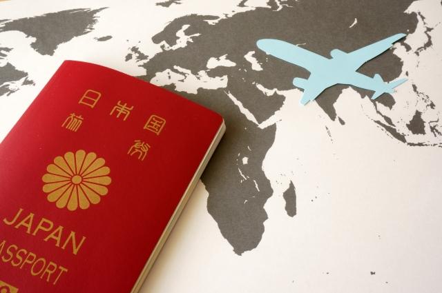 海外旅行とパスポート