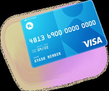 Kyashの基本的な使い方とチャージでおすすめのクレジットカード