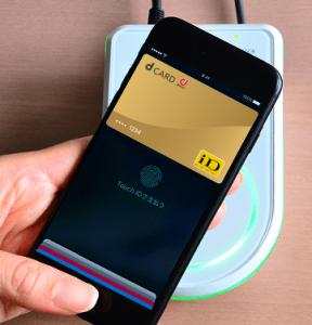 dカード Apple Pay