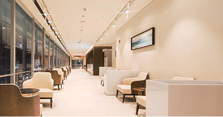 IASS INCHEON LOUNGE 2 -AirCafe-