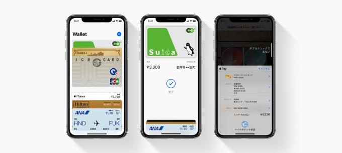 Apple Payのイメージ