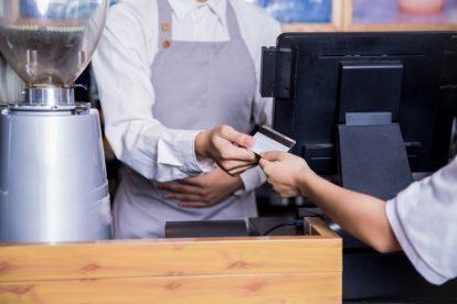 クレジットカード カフェ