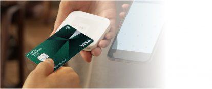 すべてのVisaカードがVisaのタッチ決済機能搭載