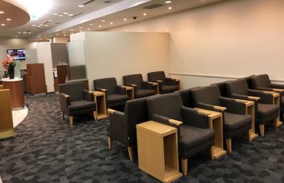 福岡空港 国際線ラウンジ