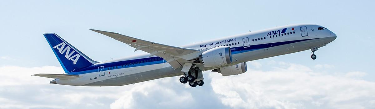 ANA飛行機イメージ