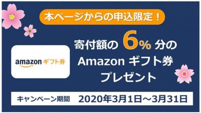 ふるさとプレミアムAmazonギフト券6%還元