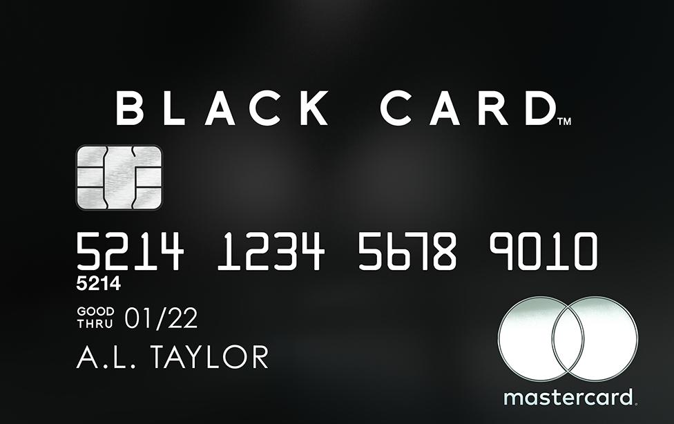 ラグジュアリーカード Mastercard® Black Card™