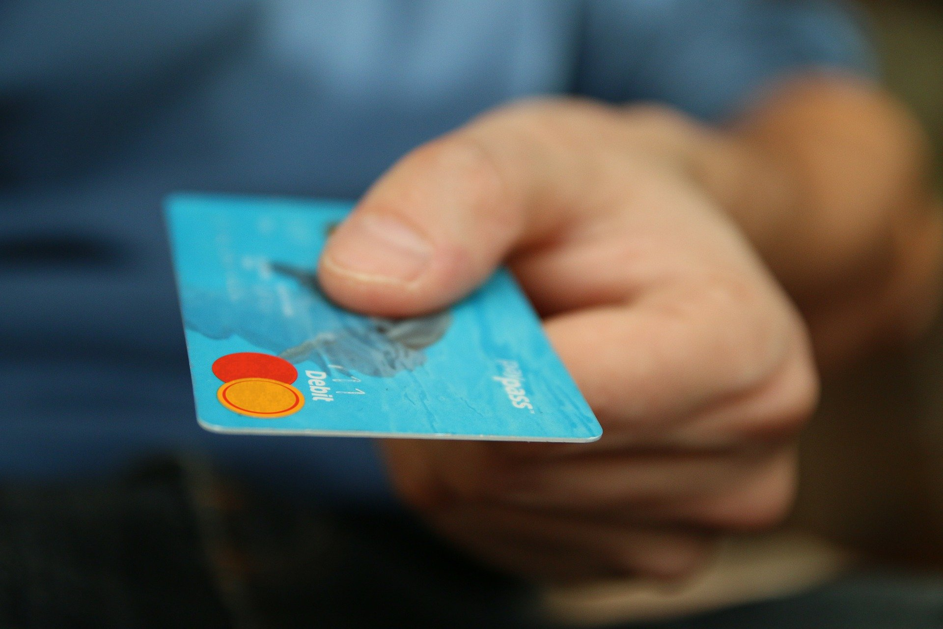 クレジットカード払いのイメージ