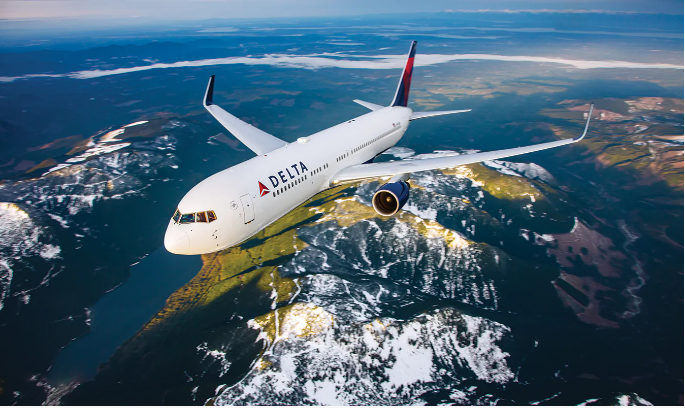 デルタ航空はスカイチームに加盟している航空会社