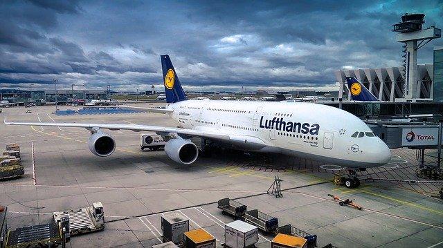 ルフトハンザ航空(フリー画像)