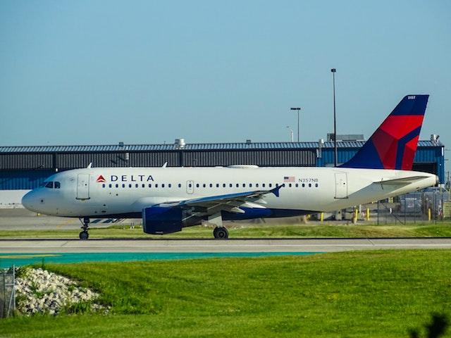 デルタ航空(フリー画像)