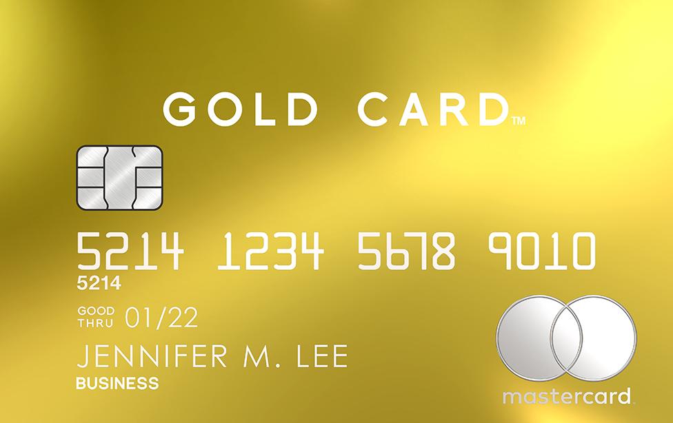 法人決済用Mastercard Gold Card