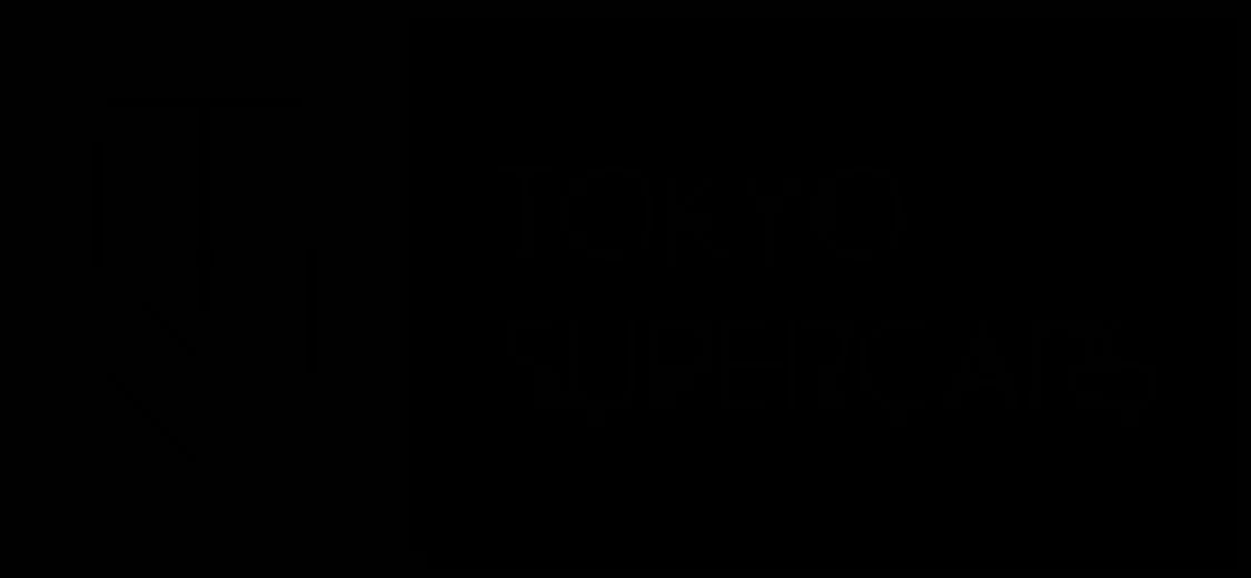 Tokyo Supercarsのロゴ