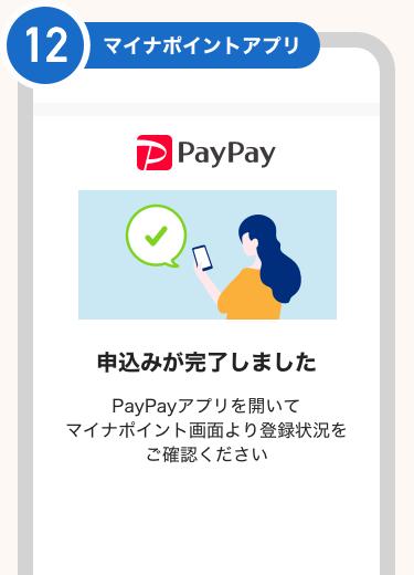 PayPayマイナポイント登録方法12