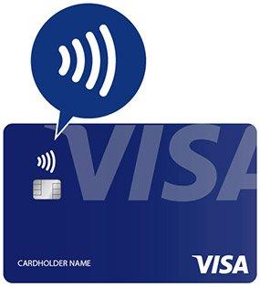 Visaタッチ対応カード
