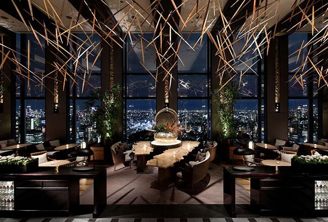 高級レストラン(セゾンローズゴールド)