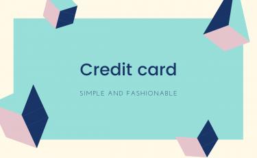 デザインで選ぶおすすめクレジットカード シンプルでおしゃれな3枚